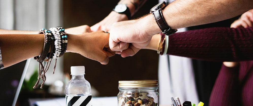 Opportunité d'affaires - Travail d'équipe