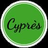 Pastille Cyprès