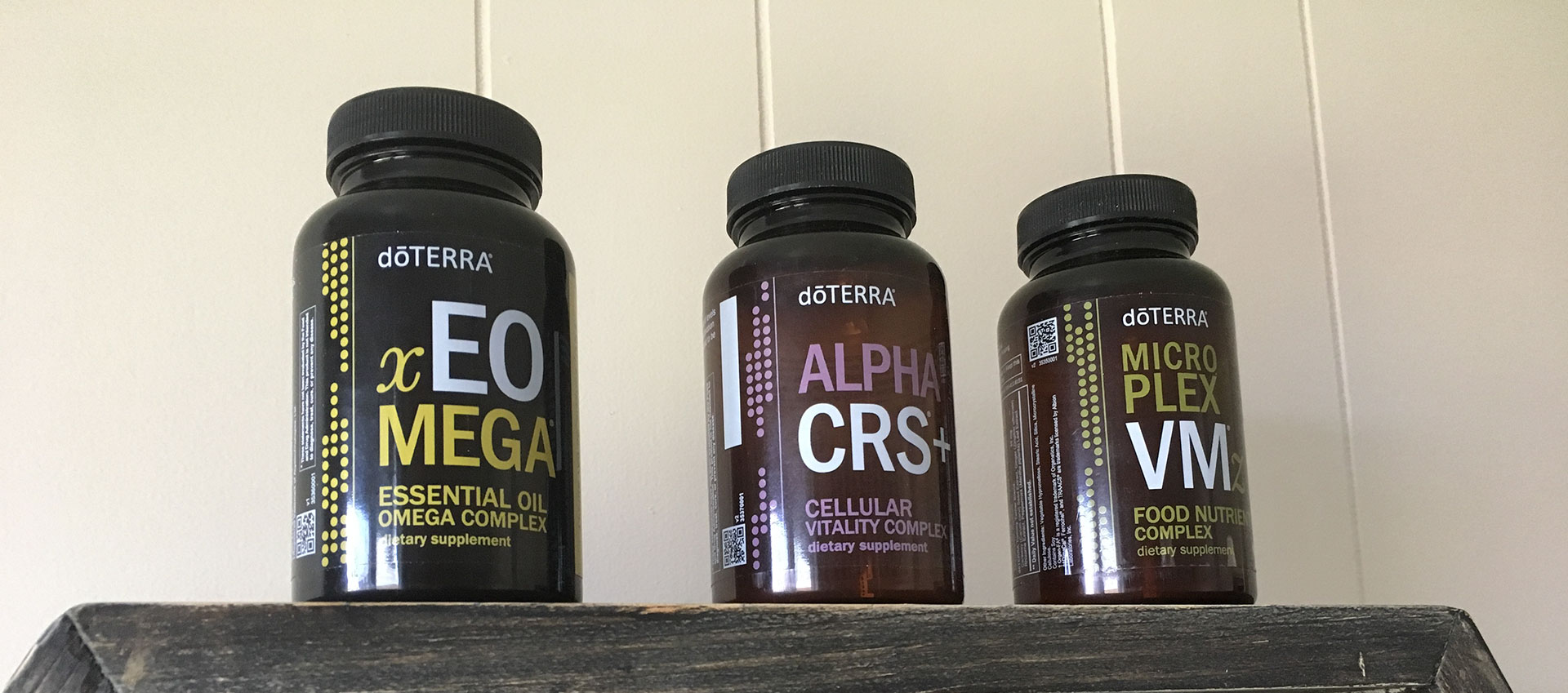 Vitamines dōTERRA