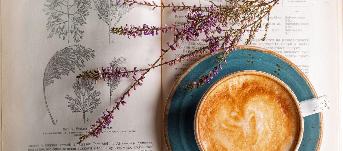 Café aux huiles essentielles de gingembre