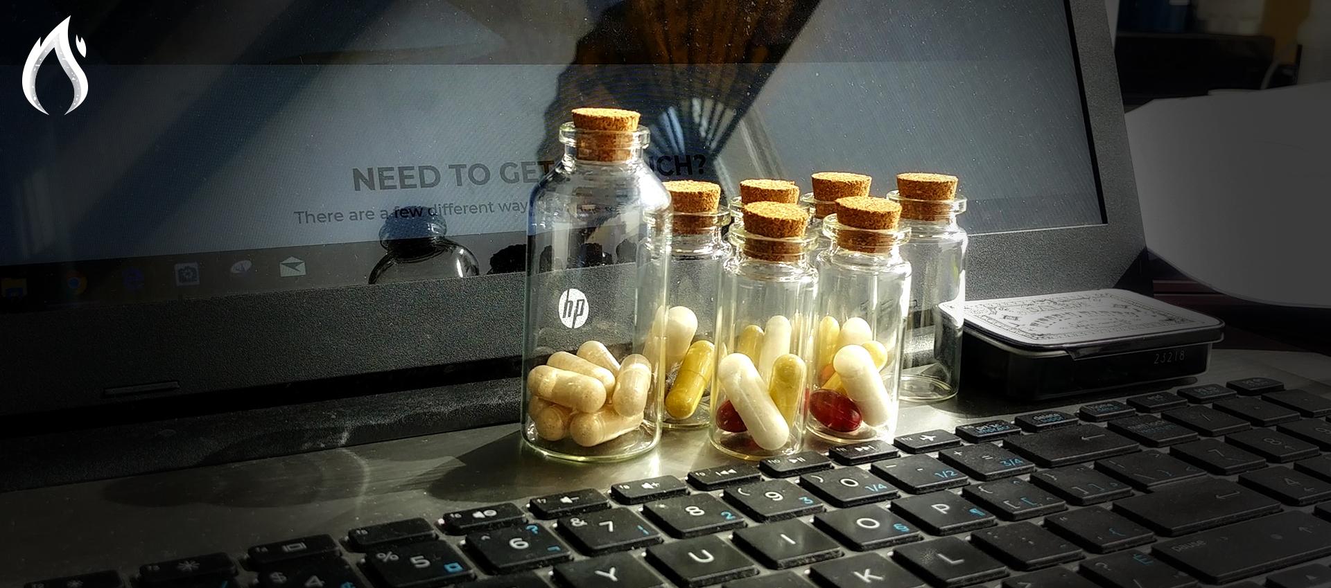 Lifelong vitality - Vitamines