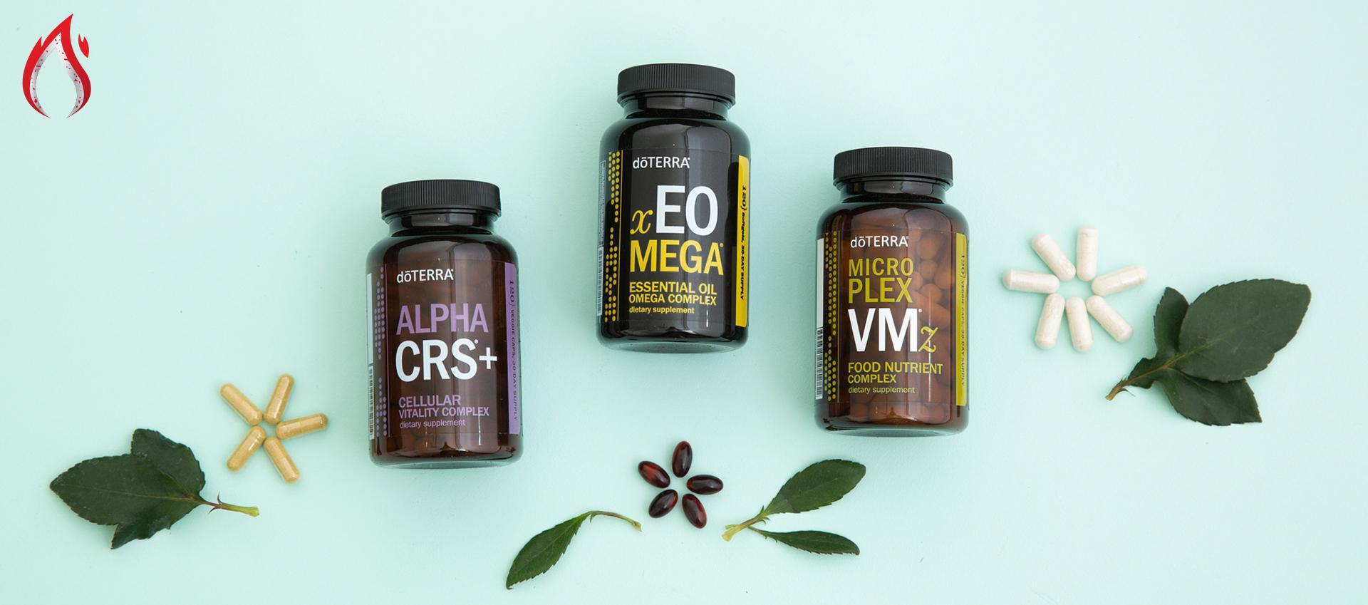Vitamines Lifelong vitality