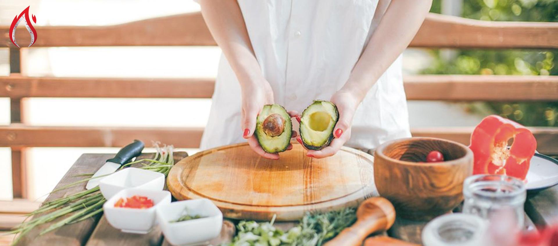 Guacamole aux huiles essentielles