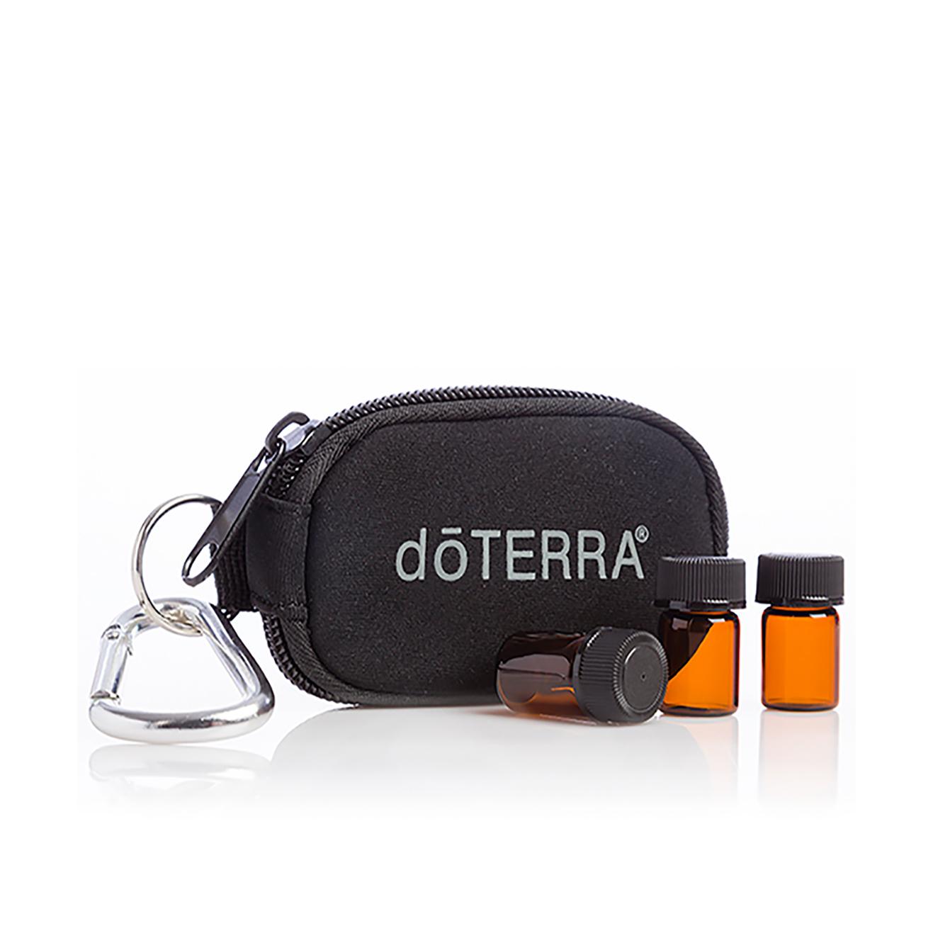 Porte-clé pour huiles essentielles dōTERRA